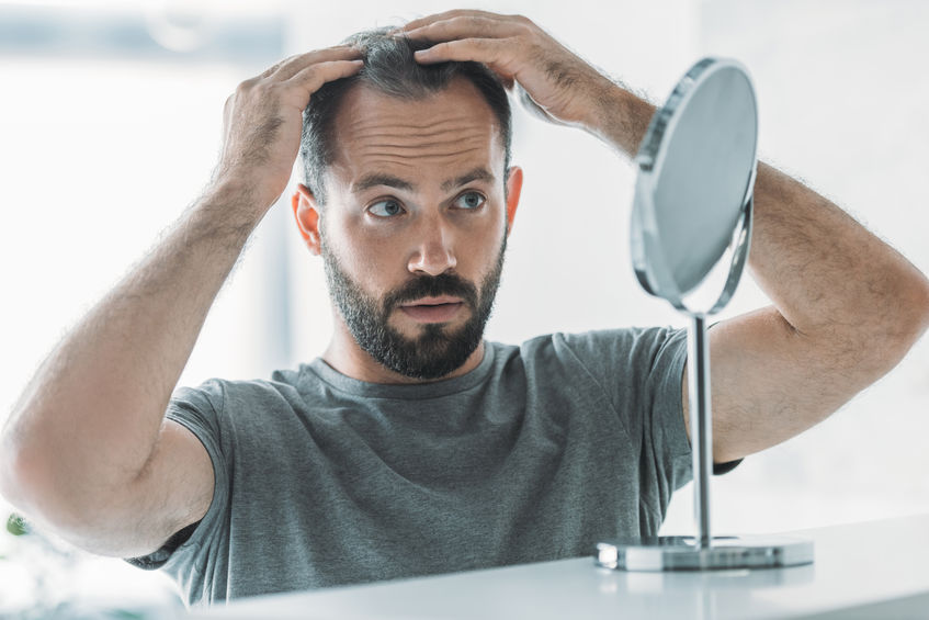 Hair Loss Guide: Diagnosis, Symptoms and Treatment Options