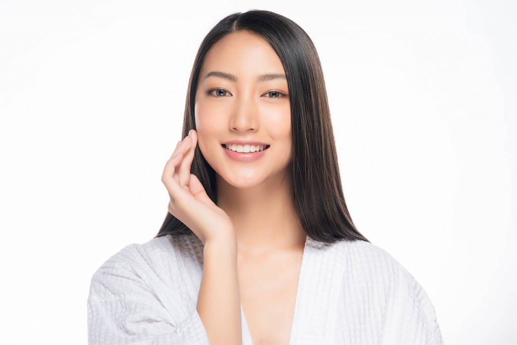 Mosaic Fractional Laser by Dr Tyng Ta for Asian Women