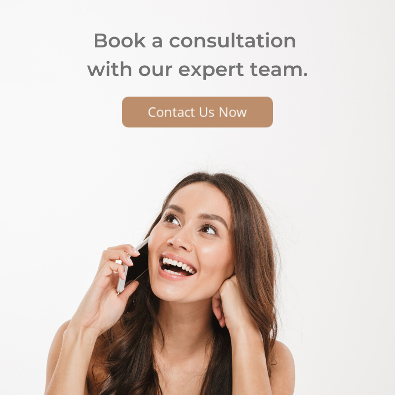 Contact Us Button - Dr Tyng Tan Aesthetics and Hair Clinic