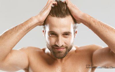 你的过度脱发问题并不总是意味着你的秃顶(这是为什么)