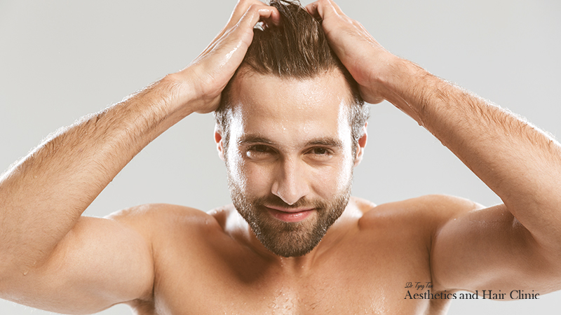 Your Excessive Hair Loss Problem Doesn't Always Mean Your Balding (Here's Why)