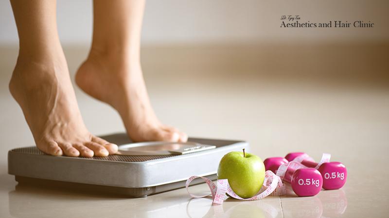Berat badan-Dr Tyng Tan