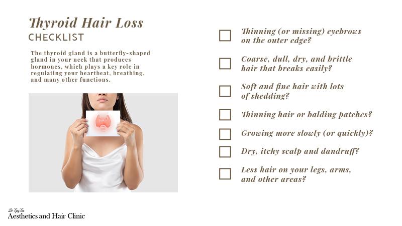 dr tyng tan blog thyroid hair loss checklist