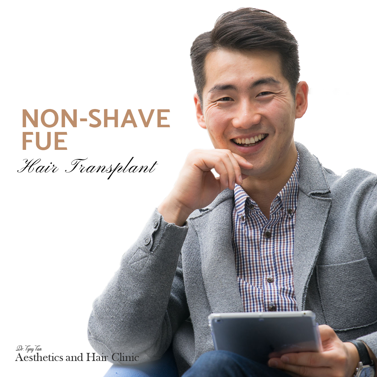 non shave fue hair transplant sidebar square image